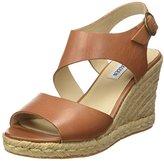Steve Madden Womens Wavi Wedge Sandal,7 B(M) UK