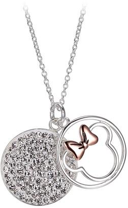 Disney Minnie Mouse ''FaBOWlous'' Mom Necklace