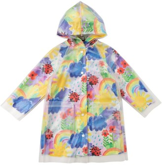 Stella McCartney Kids Waterproof Raincoat (2-14 Years)
