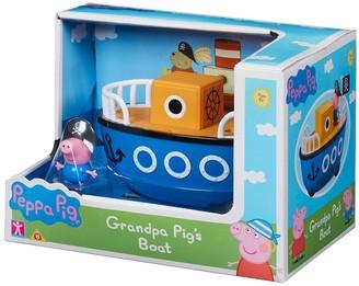 Peppa Pig Vehicle - Grandpa's Boat