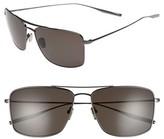 Salt Men's Hesseman 59Mm Polarized Sunglasses - Gunmetal
