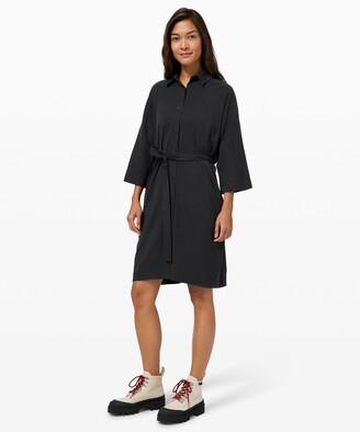 Lululemon Perfectly Poised Dress