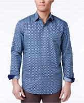 Tasso Elba Men's Cotton Shirt, Only at Macy's