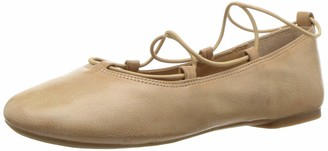 Lucky Brand Girls' YG-EVIEE Ballet Flat