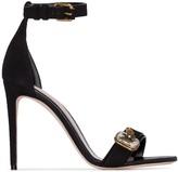 Alexander McQueen Butterfly detail 105mm sandals