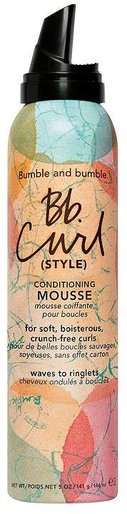 Bumble and Bumble Bb. Curl (Style) Conditioning Mousse