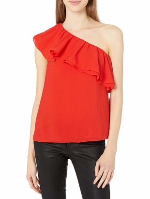 Rebecca Taylor Women's 1 SHD Silk Top