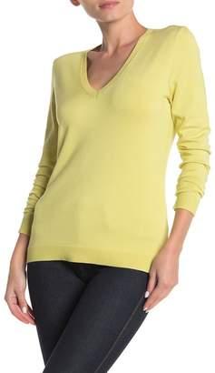 525 America V-Neck Knit Pullover