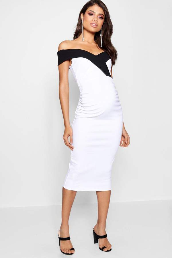 ca173c38d00 Jersey Maternity Maxi Dress - ShopStyle UK