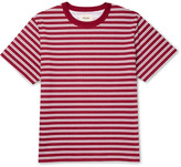 Noon Goons Surfer Striped Cotton-Jersey T-Shirt