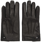 Valentino Garavani Valentino Black Mini Stud Gloves