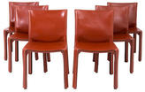 Cassina 412 Cab Side Chairs