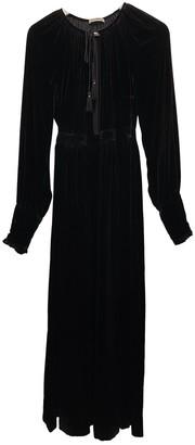 Ulla Johnson Black Velvet Dresses