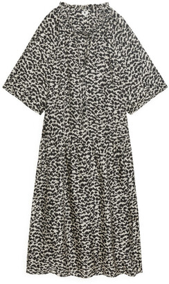 Arket Printed A-Line Dress