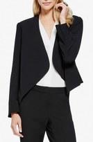 Vince Camuto Petite Women's Drape Front Blazer
