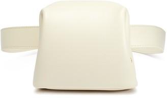 Osoi Peanut Brot' strapped leather bag