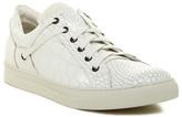 Kenneth Cole New York Double Helix II Croc Embossed Leather Sneaker