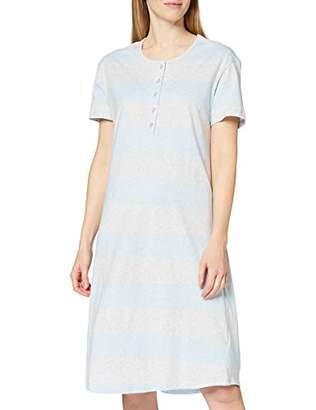 Schiesser Women's Sleepshirt 1/2 Arm, 0cm Nightie,(Size: 040)