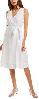 Michael Stars Lenox Utility Wrap Dress