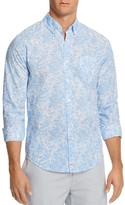 Vineyard Vines Island Palm Slim Fit Tucker Shirt