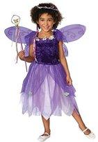 Rubie's Costume Co Plum Pixie Fairy Kids Costume