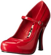 Funtasma by Pleaser Women's Pretty-50 Mary Jane Pump
