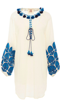 Figue Embroidered Coco Dress