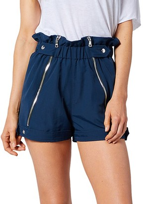 RtA Louie Paperbag Track Shorts