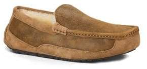 UGG Ascot Suede Bomber Slippers