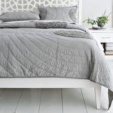 west elm Narrow-Leg Wood Bed Frame