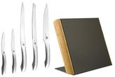 Kalorik Haus Designer Sleek 5-Piece Stainless Steel Knife Set