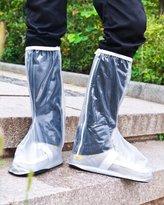 Lopkey Reusable Waterproof Outdoor Protective Rain Boot Shoe Covers