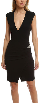 Pierre Balmain Deep V Star Dress