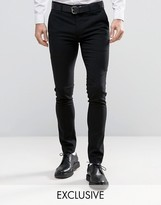 ONLY & SONS Super Skinny Smart Pants