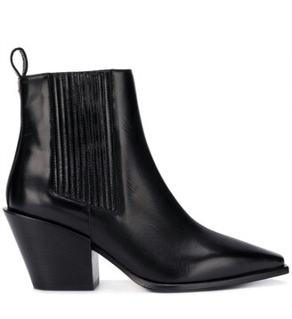 AEYDĒ Kate Ankle Boots
