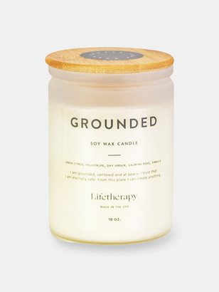 Lifetherapy Grounded 75hr Burn Time Soy Candle
