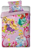 Princess New 2015 Disney and Friends Single Duvet Cover Set 100% Cotton By Be... By BestTrend