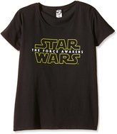 Star Wars The Force Awakens Women's Logo T-shirt