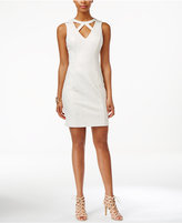 GUESS Sleeveless Cutout Sheath Dress