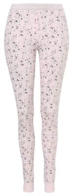 George Pink Star Print Loungewear Leggings