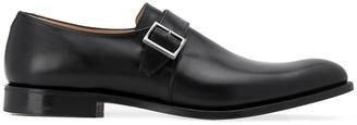 Church's single strap monk shoes