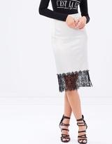 Miss Selfridge Lingerie Skirt