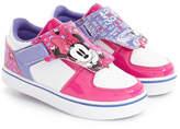 Heelys Twister X2 Minnie Sneaker (Little Kid)
