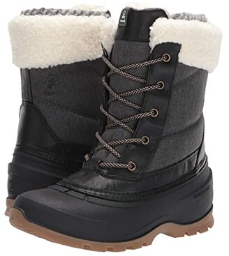 Kamik SnowPearl (Black) Women's Boots
