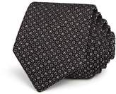 Theory Roadster Geometric Diamond Neat Skinny Tie