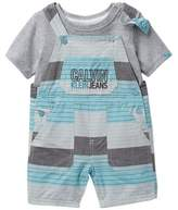 Calvin Klein Shortall Set (Baby Boys)