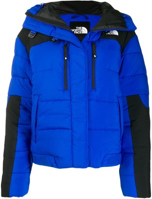 The North Face padded hooded jacket