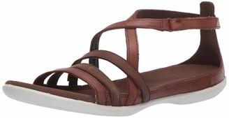 Ecco Women's Summer Cross Strap Sandal