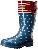 Western Chief Women's Flag Rain Boot