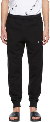 Off-White Black Caravaggio Lounge Pants